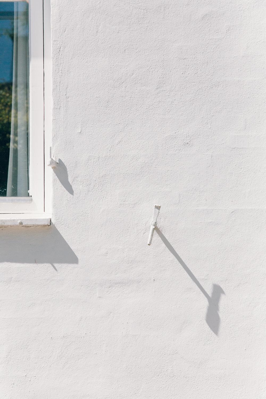 Wall Finn Juhl's House Copenhagen