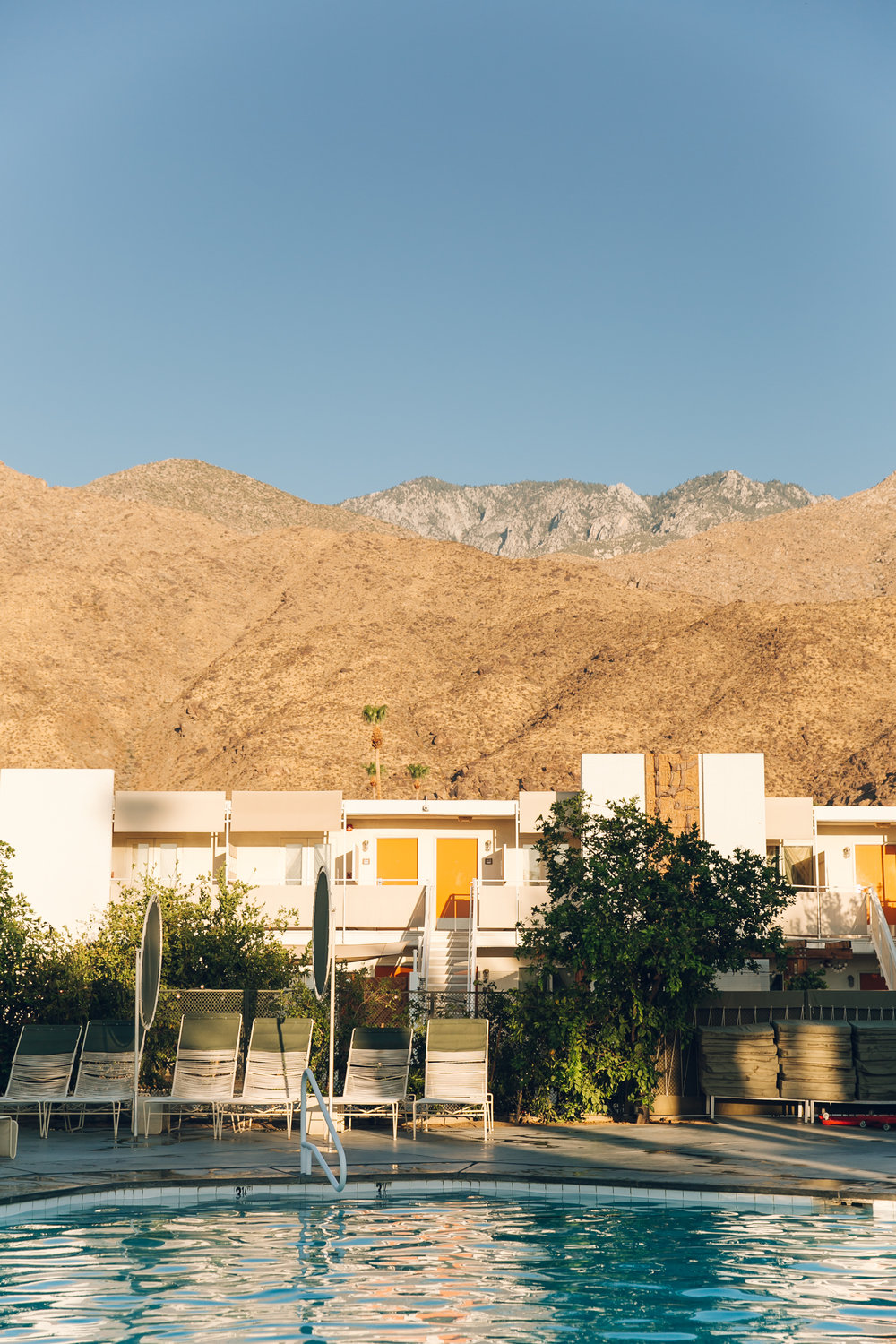Ace Hotel Palm Springs - Haarkon in California.