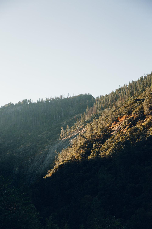 Yosemite National Park California Sunrise