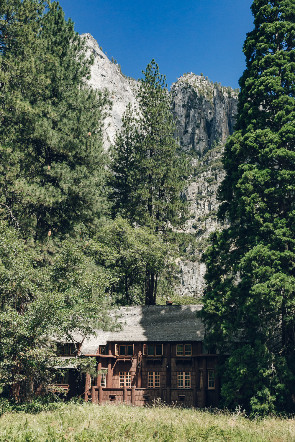 Yosemite National Park California Hotel