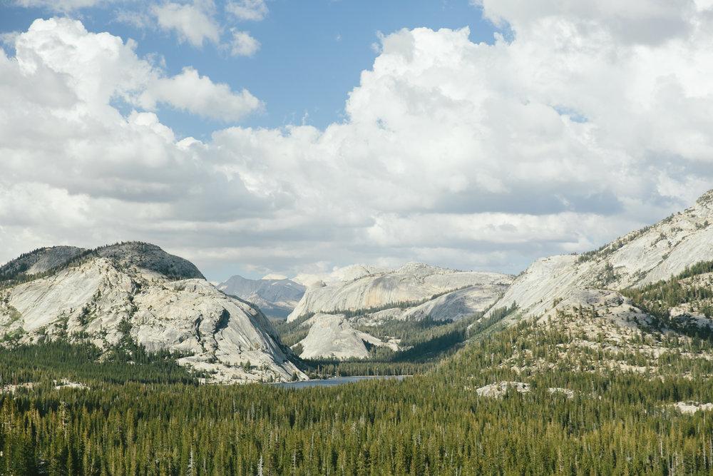 Yosemite National Park California Lake