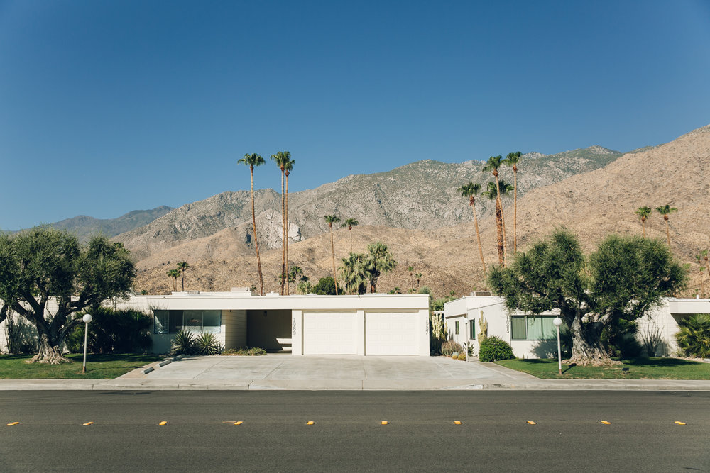 Palm Springs California House
