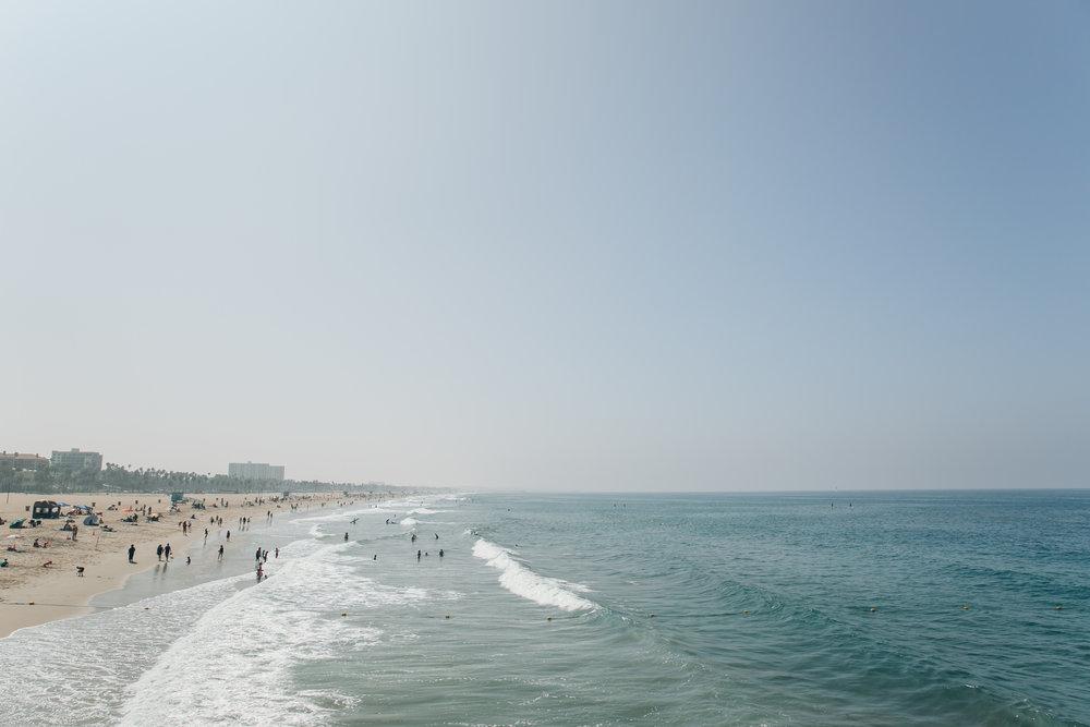 Santa Monica LA California