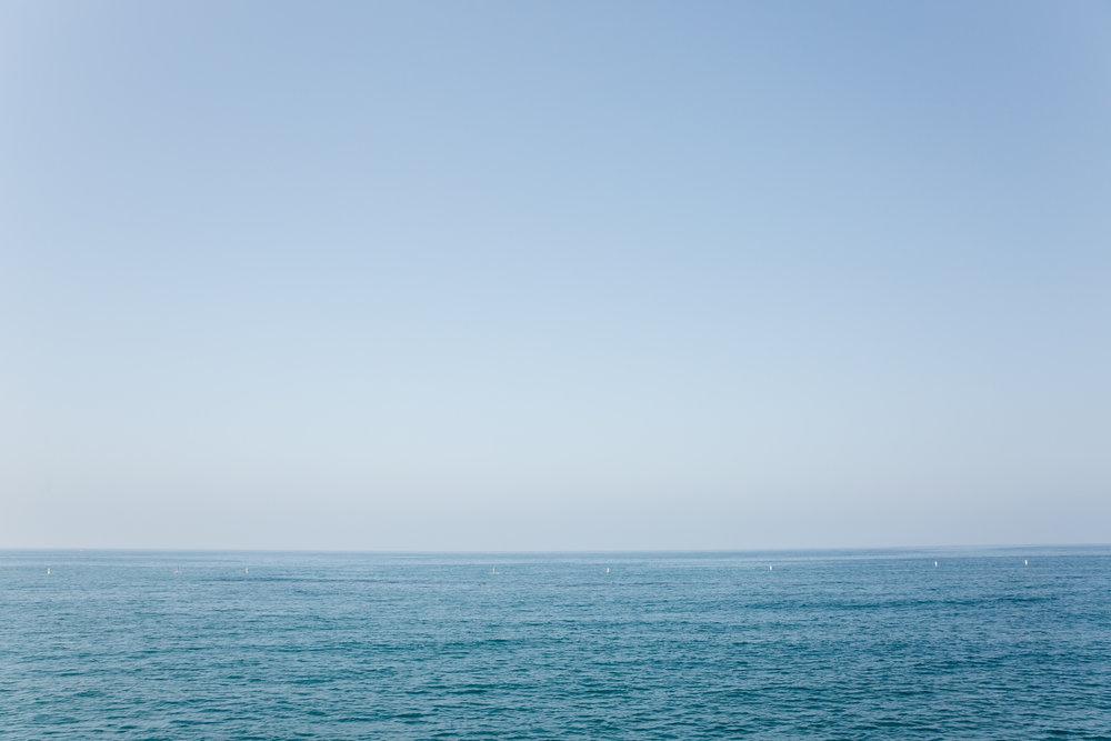 Santa Monica LA California Ocean