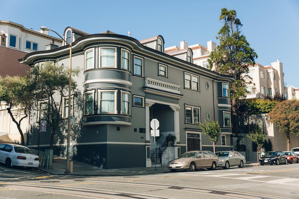 San Francisco Neo Gothic