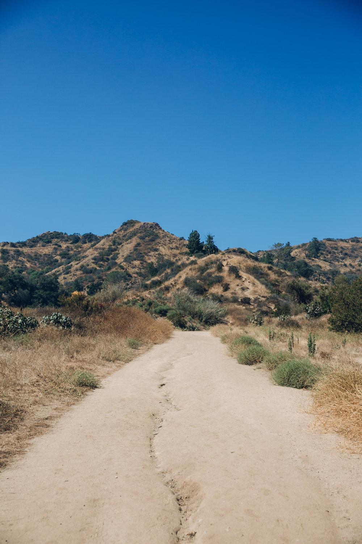 Griffiths Park Observatory Walk
