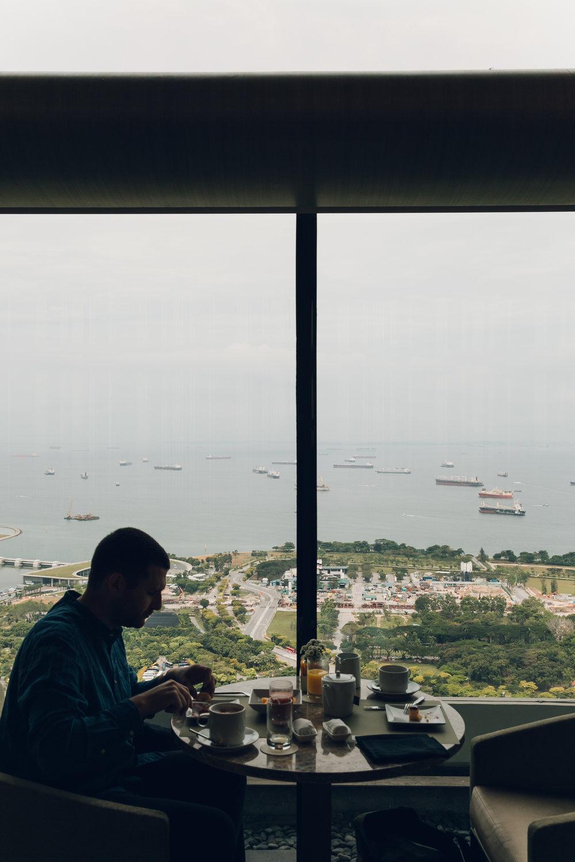 Marina Bay Sands Singapore Club 55