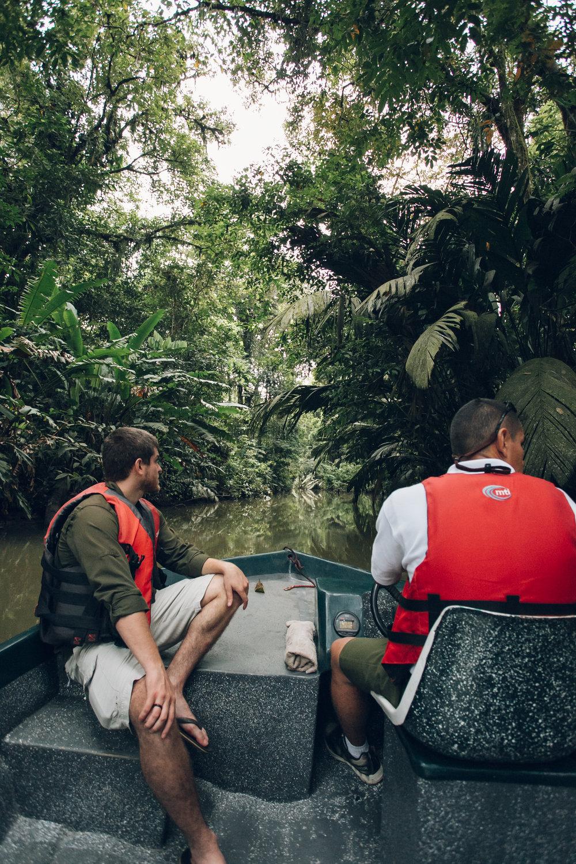 Tortaguera Boat Tour