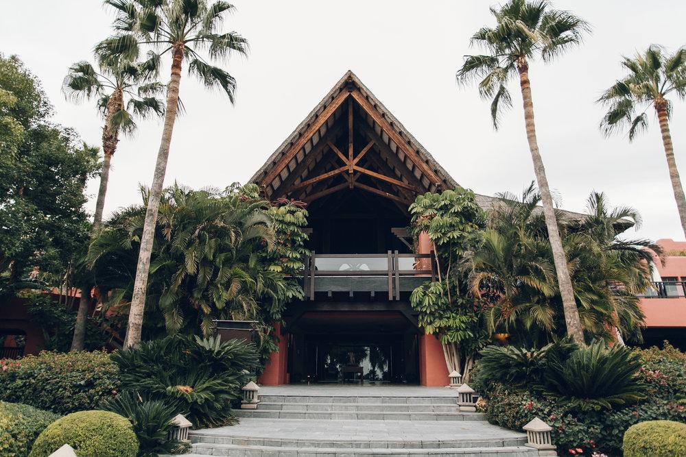 Asia Gardens Alicante Building