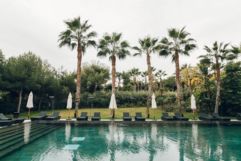Asia Gardens Alicante Pool