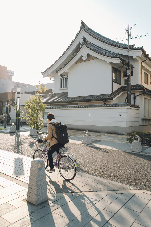 Nara - Haarkon in Japan.