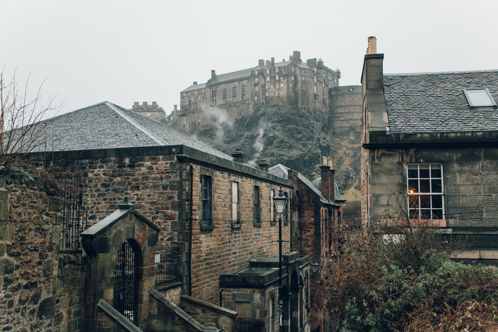 Edinburgh by Haarkon
