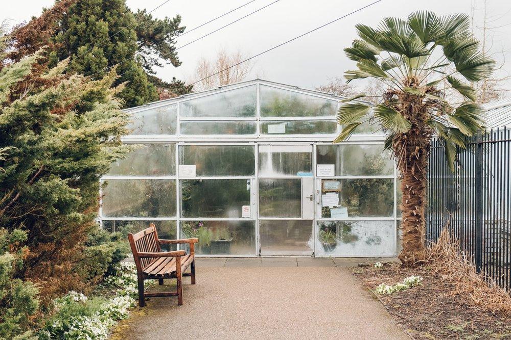 University of Leicester Botanic Garden, photographed by Haarkon