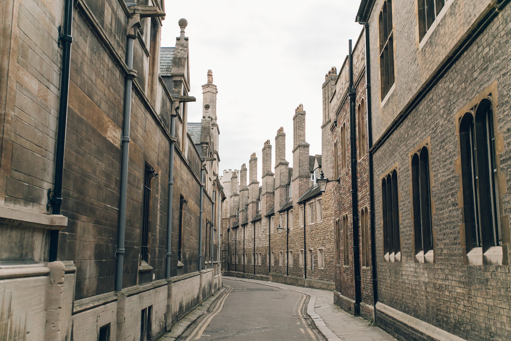 Cambridge (UK), photographed by Haarkon