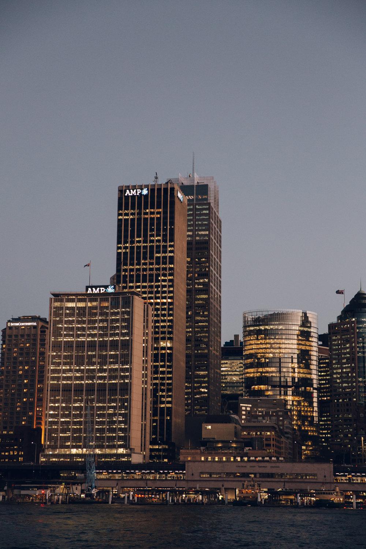 Sydney Opera House by Haarkon