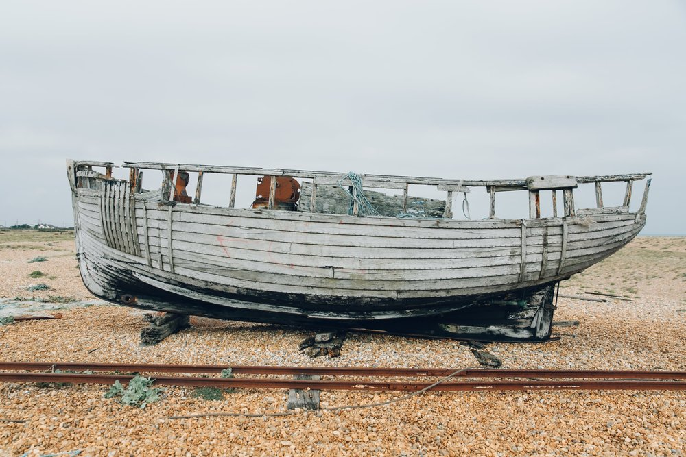 Haarkon Adventures in Dungeness