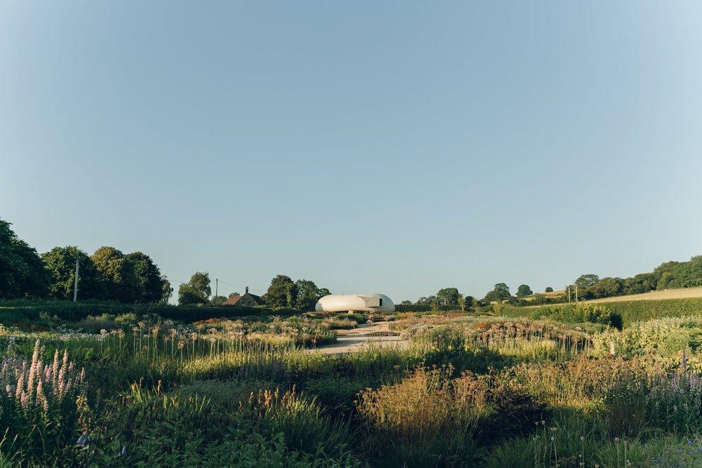 Haarkon Adventures at Hauser and Wirth, Somerset.