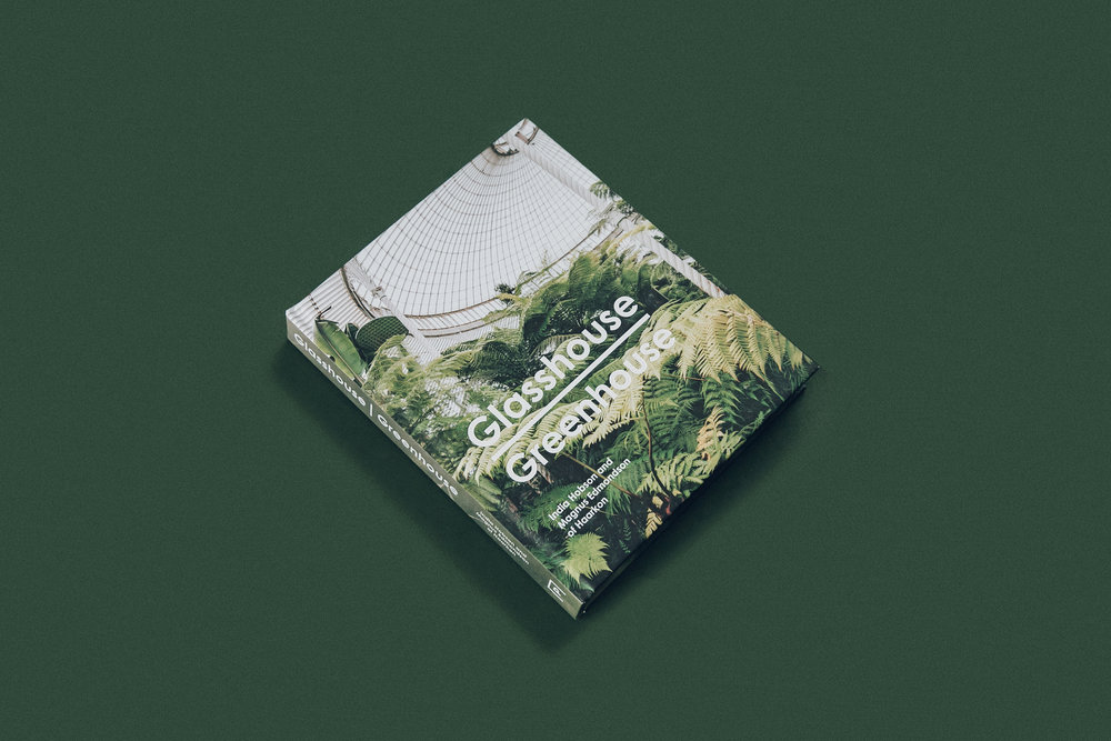 Glasshouse Greenhouse - a book by Haarkon.
