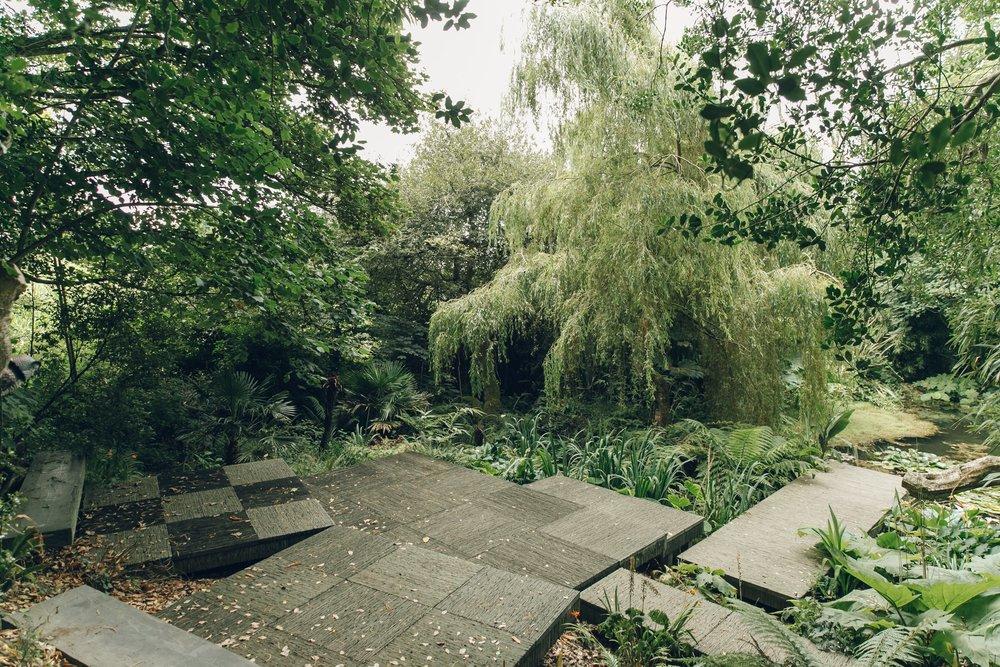 Tremenheere Sculpture Gardens in Cornwall by Haarkon