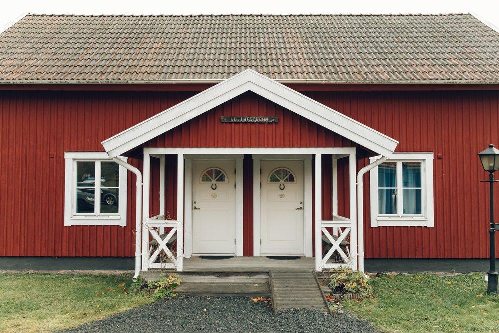 Wallby Säteri Hotel in Vetlanda, Sweden by Haarkon