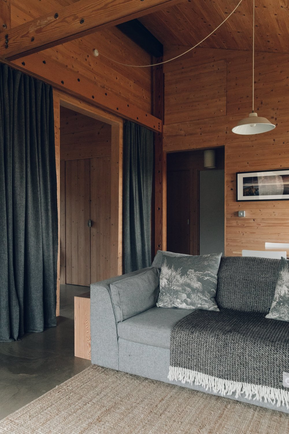 The Black Shed self-catering holiday home on the Isle of Skye, Scotland by Haarkon