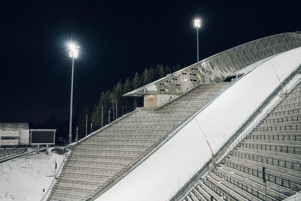 Oslo in Winter - a Haarkon City Guide