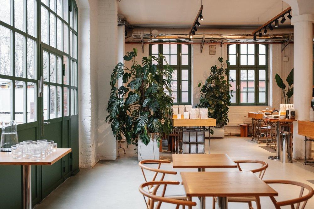 Haarkon in Berlin —a city guide. Bonanza Coffee Roasters.