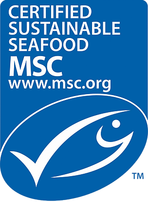 What is MSC? - The Marine Stewardship Council (MSC) is an independent, non-profit organization set up to find a solution to the problem of overfishing. It has set an environmental standard to identify sustainable fisheries and you can spot seafood that meets this standard by looking for the distinctive blue MSC label. This gives you a simple way to identify - and purchase - fish from well-managed sources.