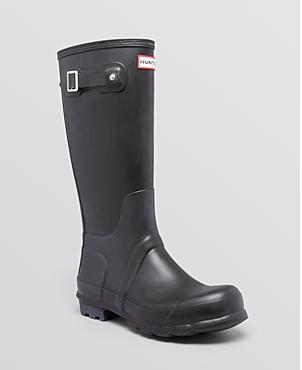 Hunter boots, $155