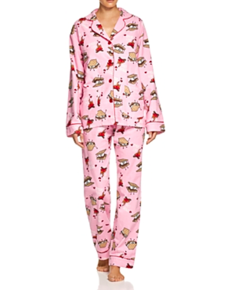 PJ Salvage (S'more) Pajamas, $68