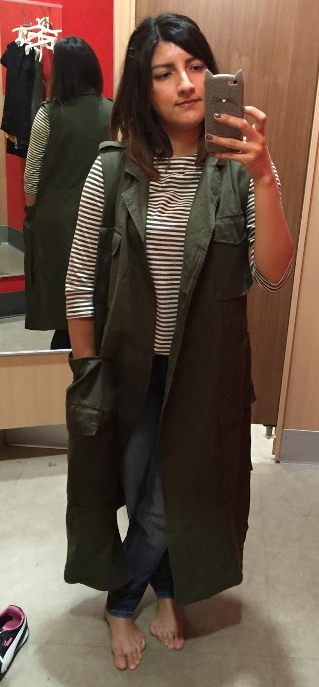 trench coat, trench vest,fashion, thefashionpalate, franci