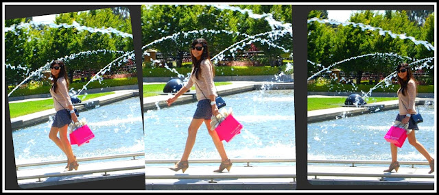 franci, sunglasses for women, sunglasses pink shopping bag, heels, classic top