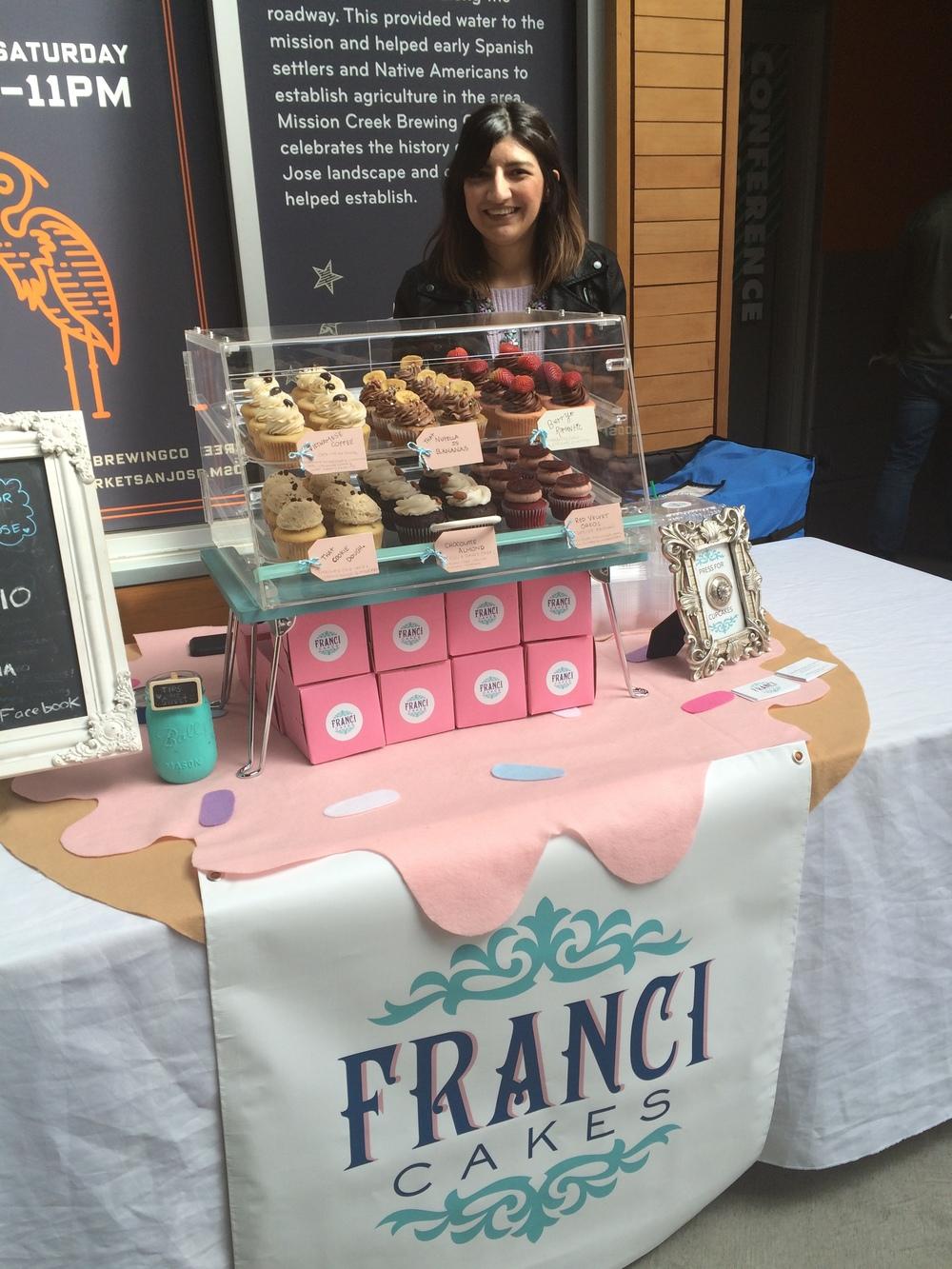 franci cakes, cupcakes, cupcakes stand, cupcakes near me