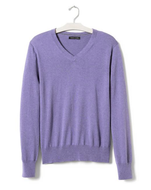 Banana Republic Silk Cotton Cashmere Sweater, Spring Essential, 2016, Stylebar, Style sidekick