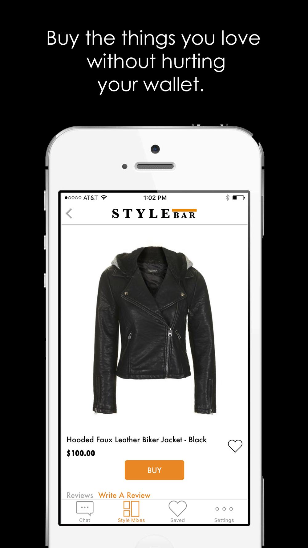 stylebar, nicole ruccolo, style bar, style, fashion apps