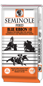 Seminole Blue Ribbon 10 $20.05