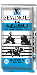 Seminole Gold Chance 10 $18.78