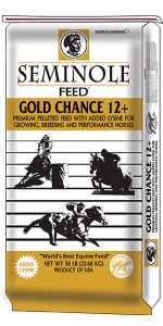 Seminole Gold Chance 12+ $18.98