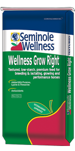 Seminole Wellness Grow Right $24.68