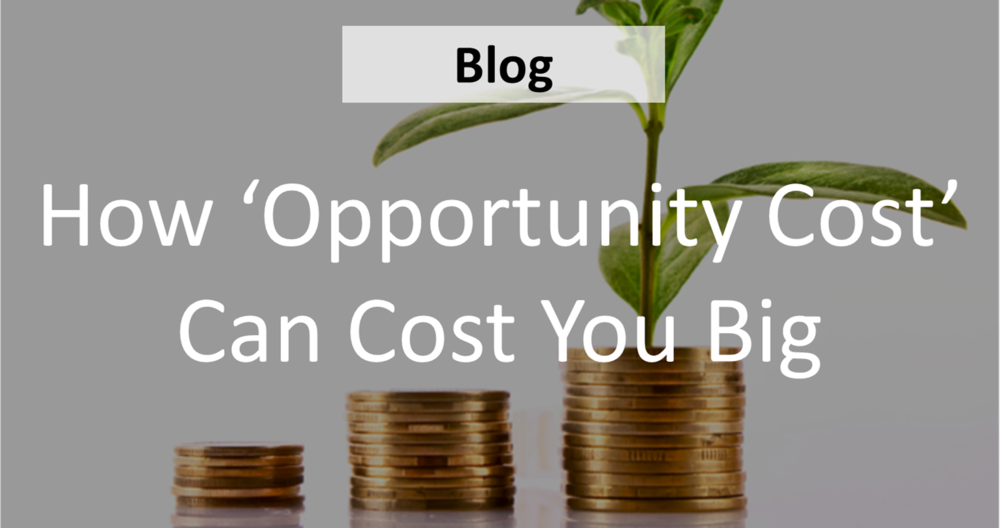 You may not recognize it, but opportunity cost affects your business every single day.Opportunity cost is essentially what you give up (the benefits of the next best alternative) when you make a choice. To understand how to keep your opportunity costs low, let's first meet John...     (READ MORE)