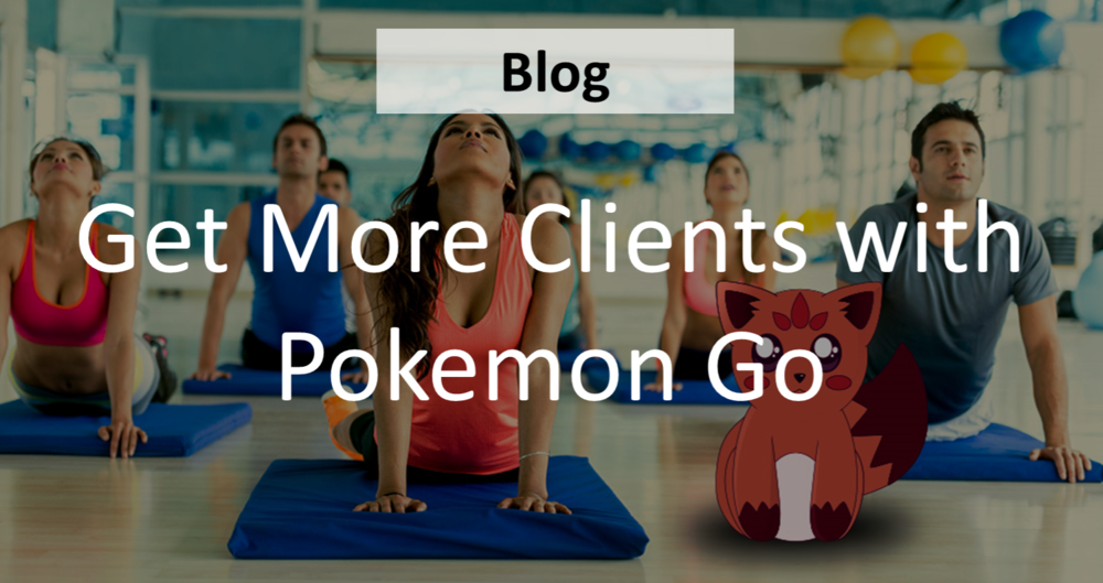 The obsession with Pokemon Go isn't just affecting eager consumers and gamers.  It actually has huge potential to affect your business...but in a great way.  And it won't cost you much...          (  READ MORE  )