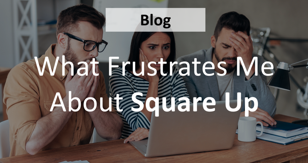 I'm going to try my best to have an unbiased view of Square Up. It's tough, however, to not be partisan when I talk to small businesses every single day who complain about the costs, feature limitations, and passive support of Square. The feedback is simple: it can be really, really, really frustrating.   (READ MORE)