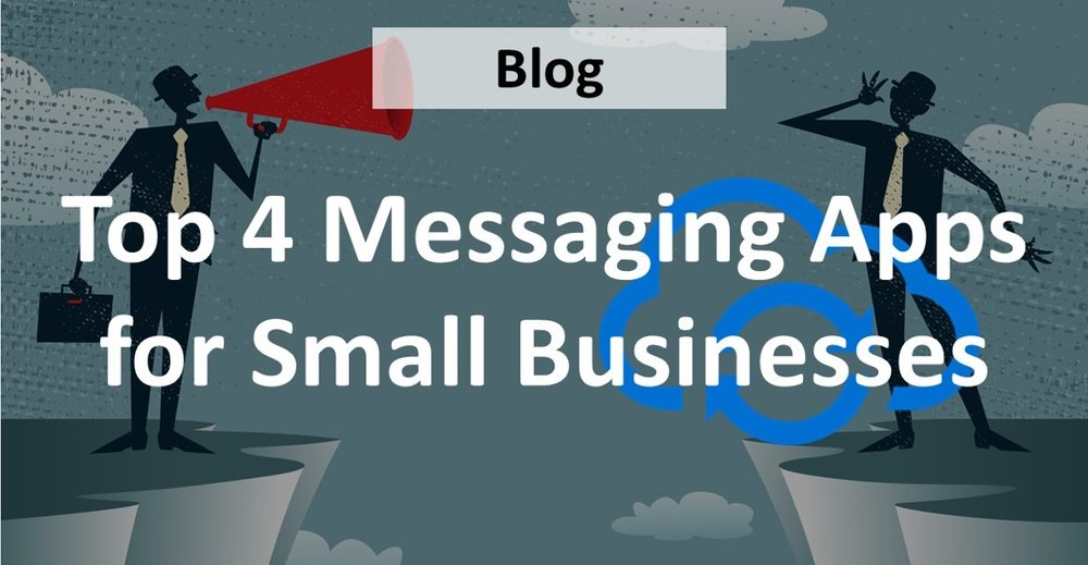 For small businesses, a reliable messaging service is essential to your company's success.  Messaging tools ensure collaboration and communication, especially if you have remote employees and are on the go yourself. Here are the top 4 most popular messaging services out there for today's small business owner.     (READ MORE)