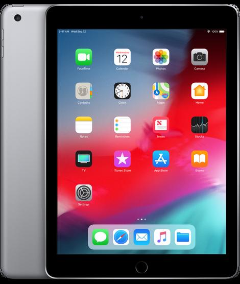 1 Pro Wins - 32GB iPad Space-Grey!