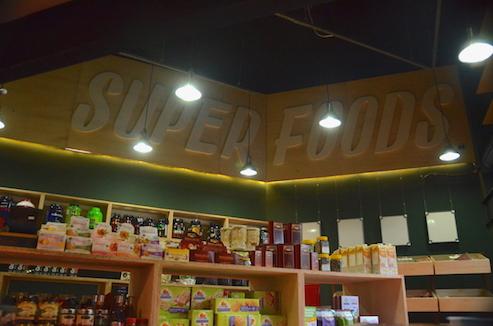 Loja Super Foods - BH