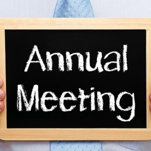 The Arc Benton Annual meeting of the membership
