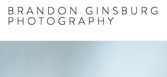 BRANDON GINSBURG PHOTOGRAPHY