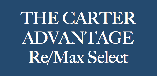 THE CARTER ADVANTAGE - RE/MAX SELECT