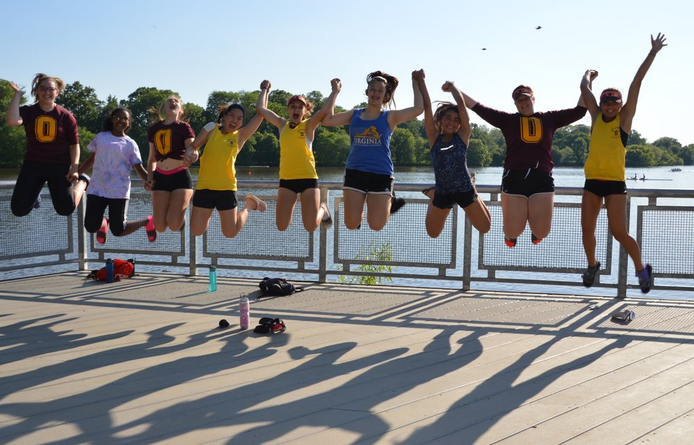 WOMEN'S JR-8 at NATIONALS - WHAT A YEAR!!