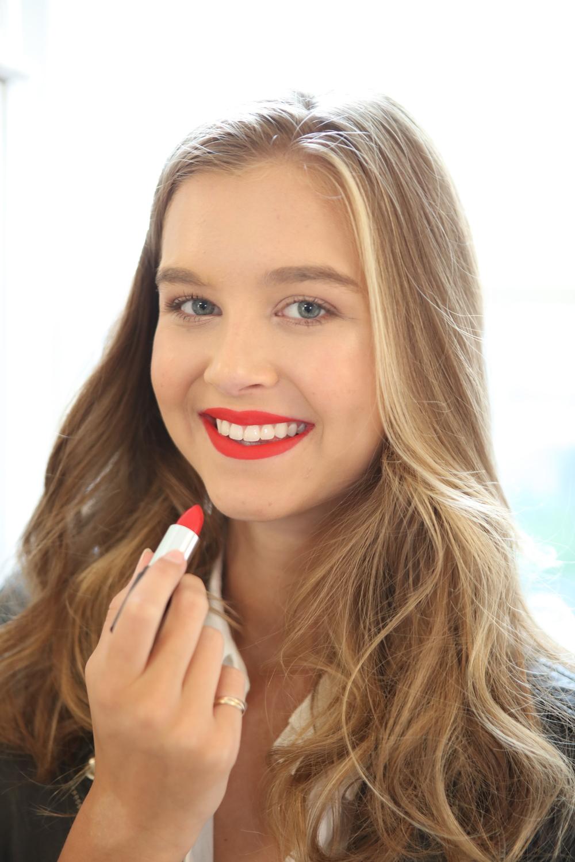 Monica Cronin, 18, Model